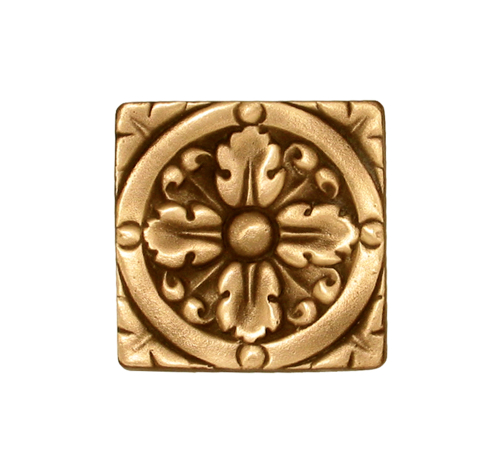 bronze metal tile