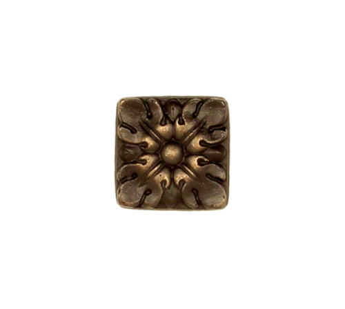 Acanthus cabinet and drawer knob