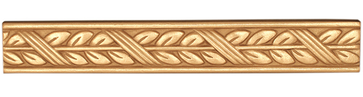 Greek classic bronze trim liner