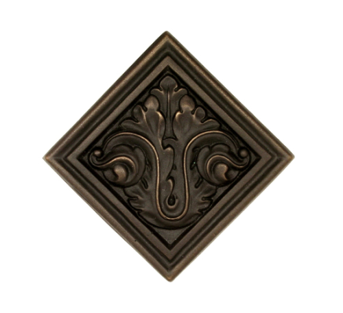 Dark floral traditional bronze
