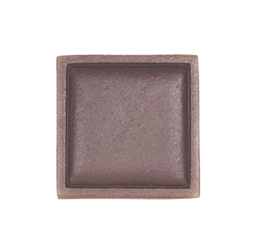 Contemporary Oil Rubbed Bronze Square