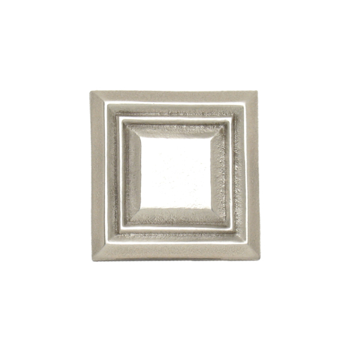Silver Framed Square Tile