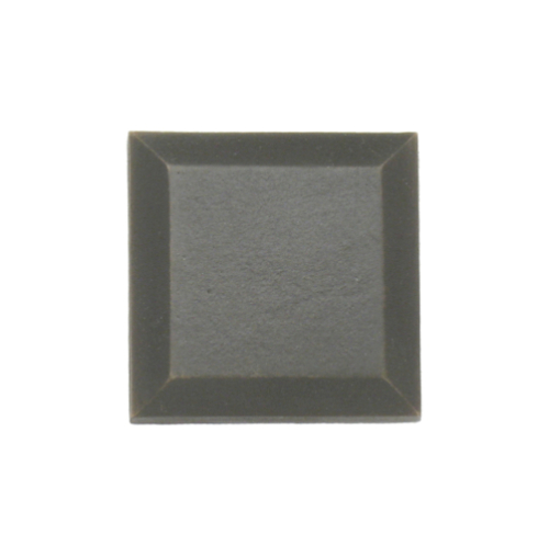 Dark Bronze Square Facet